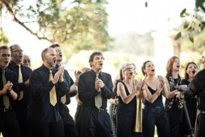 Royal Botanic Gardens Wedding - March