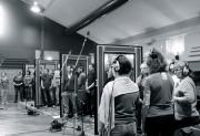 CD Recording @ Studios 301 - September