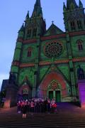 The Lights of Christmas - St Mary's Cathedral